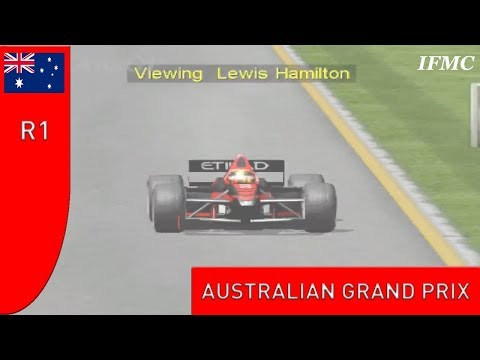 IFMC   Grand Prix 3   S4   R1   Australia   Melbourne (Qualifying)