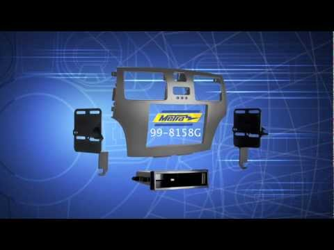Metra LEXUS ES SERIES 99-8158G Dash Kit