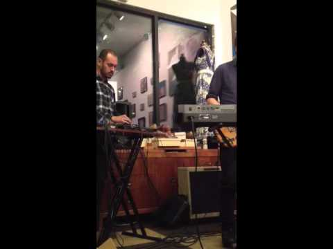 Material (Los Angeles) play live In-Store at VAMP Oakland