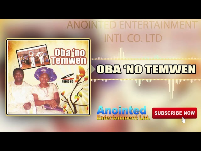 MR & MRS K IYAMU - OBA 'NO TEMWEN (BENIN GOSPEL MUSIC