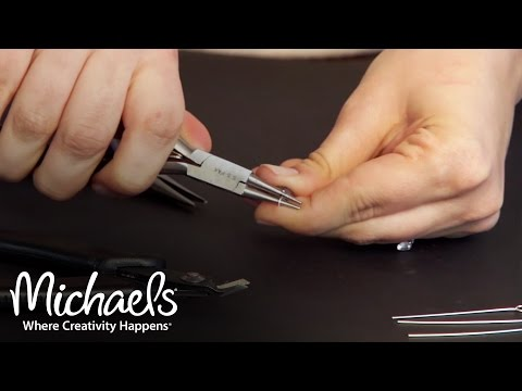 Basic Wire Wrapping Techniques | Crafting Quick Tips | Michaels