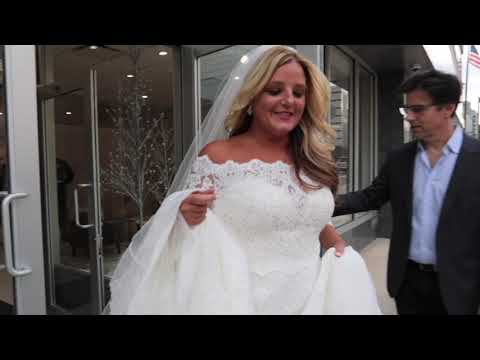 Wedding dresses in Westchester