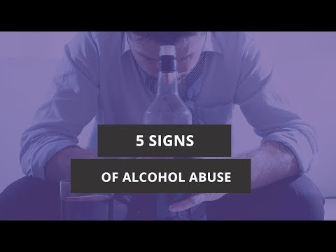 5 Signs of Alcohol Abuse | How to Tell If Someone Has an Alcohol Use Disorder