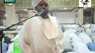 ( اواخر سورة يوسف + سورتي الرعد وإبراهيم )  -تلاوة الشيخ نورين - من تهجد 1437 هجري