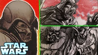 George Lucas' VERY FIRST ORIGINAL Darth Vader We Almost Got - Star Wars Explained