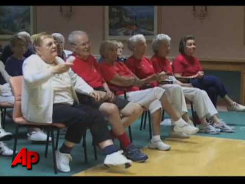Video Essay: Seniors Square Off in Wii Battle