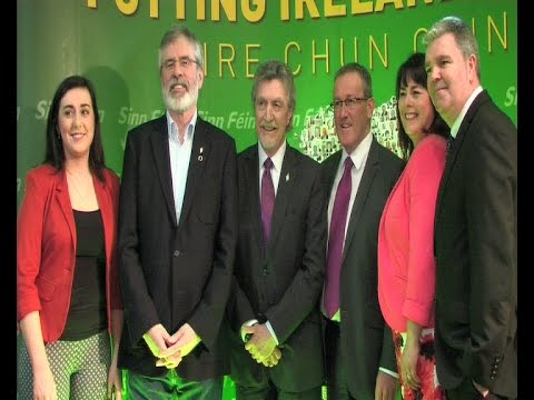Huge Newry/Armagh election campaign launch