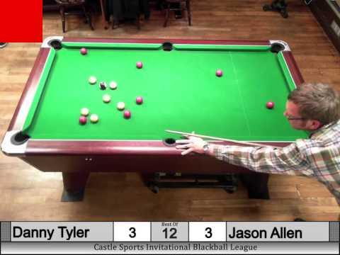 Danny Tyler V Jason Allen