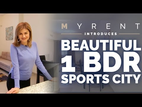 Beautiful 1 BDR apartment in Sports City, Red Residence, Dubai / MyRent.ae review