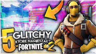 5 glitchy that has been in Fortnite Battle Royale 2 Gameplay | Natek