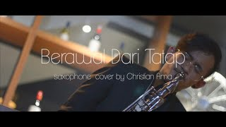Video Yura Yunita - Berawal Dari Tatap ( saxophone cover by Christian Ama ) download MP3, 3GP, MP4, WEBM, AVI, FLV Juli 2018