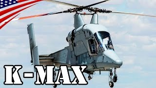 Kaman K-MAX CQ-24A Unmanned Synchropter - US Marines - カマンK-MAX CQ-24A 交差反転式ローター無人ヘリコプター・米海兵隊
