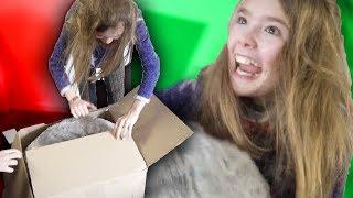 Dieses Paket hatte sie sich so lange gewünscht! 😍