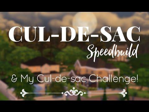 New Challenge & Speed Build: Cul-de-Sac Living