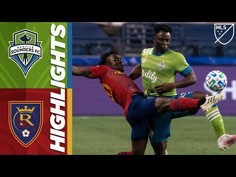 Seattle Sounders Colorado Goals And Highlights