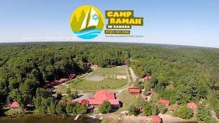 Camp Ramah in Canada Promo Video