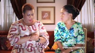 The Ngee Show webisode 11Phoneticswith The Only Chigul