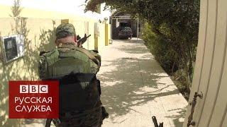 В поисках боевиков   облавы в восточном Мосуле