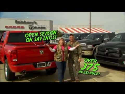 Salsbury Dodge City >> Fall Deal At Salsbury S Dodge City Youtube