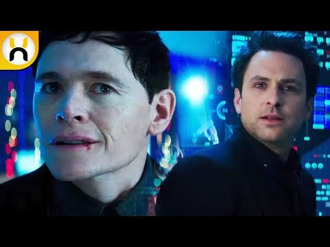 What Happened to Newt and Hermann after Pacific Rim?| Pacific Rim: Uprising