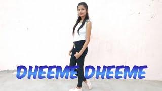 Dheeme Dheeme | Tony Kakkar |Neha Sharma | Dance choreography | Avni Agarwal