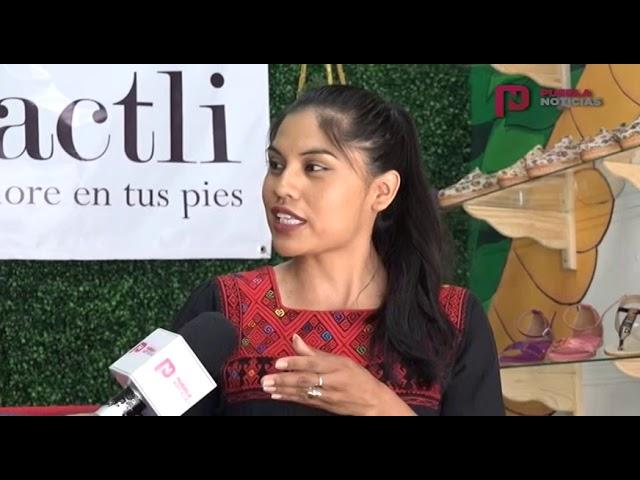 #PueblaNoticias Zapatos artesanales para todos.