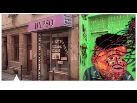CuriousCities Paris: Le Marais Street Art