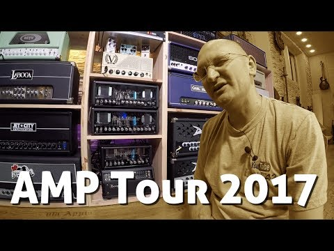 Amp Tour 2017 - because you asked for it!
