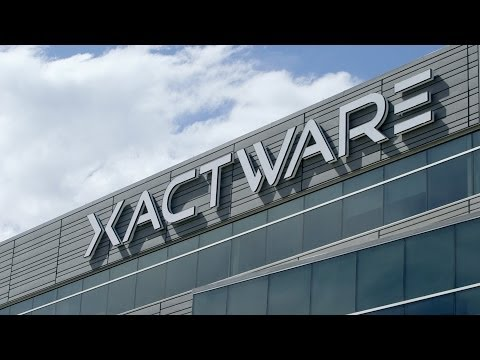 Xactware Cuts Ribbon for New Traverse Mountain Headquarters:freedownloadl.com  softwares, wall, hvac, ceil, kitchen, thermostat, english, french, download, unit, bathroom, insul, window, wizard, plumb, free