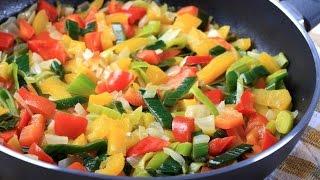 Que contiennent vraiment les poêlées de légumes ? - Le Magazine de la santé