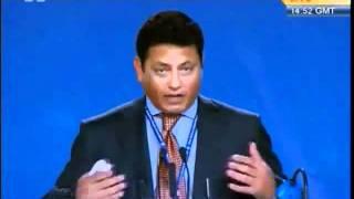 PJ MIR SPEACH ON MUSLIM TV AHMADIYYA. persented by khalid QADIANI