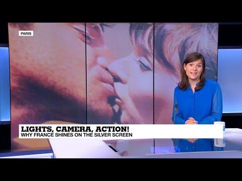 France's love affair with cinema