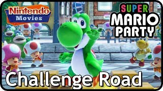 Super Mario Party: Challenge Road (All Stages Master Difficulty)