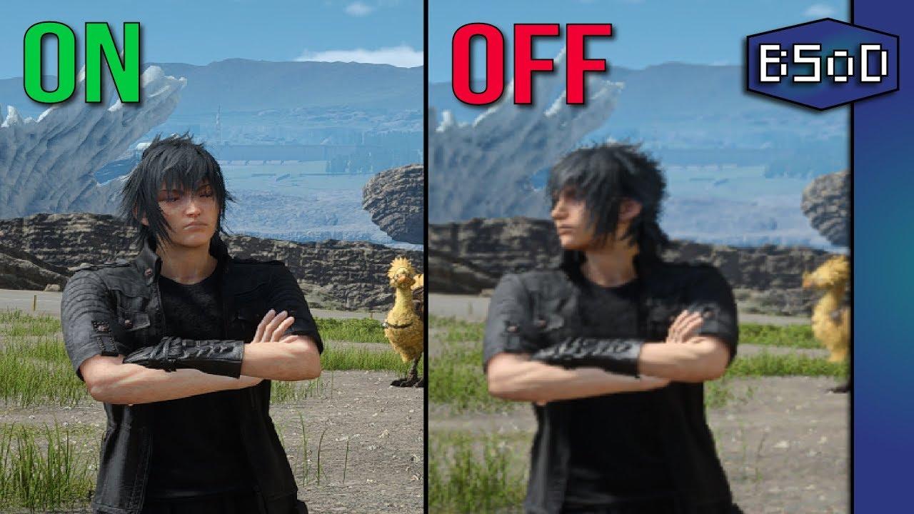 Final Fantasy XV Windows Edition Trainer | Page 9