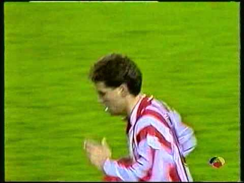 1993 October 20 Atletico Madrid Spain 1 OFI Crete Greece 0 UEFA Cup