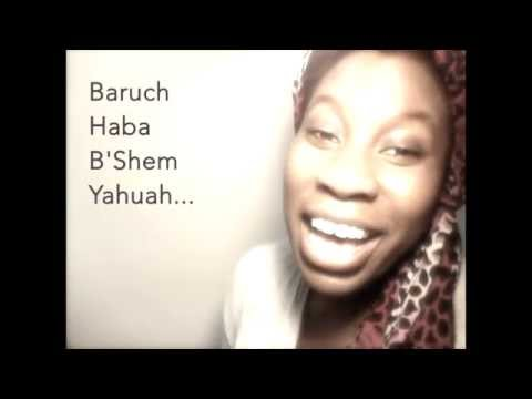 Baruch Haba. Hebrew Roots Music. Original Song.