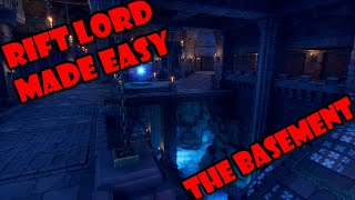 **Outdated**Orcs Must Die 3 - Rift Lord Made Easy - The Basement