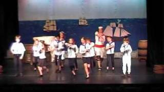 The Hornpipe by The Young Sailors
