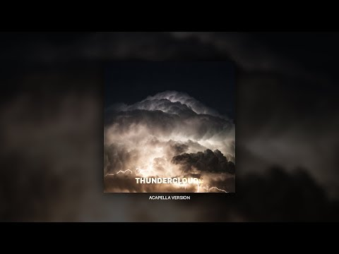 Adam Falconieri - Thunderclouds Acapella Version (Studio Vocals)