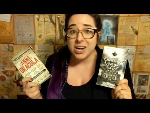 ANNO DRACULA – Horror Book Hype and Review!! (SPOILER FREE)