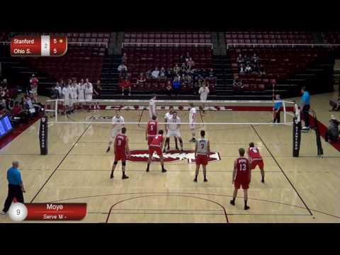 2017 01 13 OSU at STANFORD #1   Full Match Edit