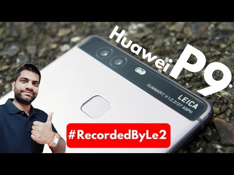 Huawei P9 India | #FakePromotion My Opinions Not Review