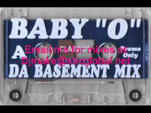 Da Basement Mix - Dj Baby O  Chicago House Classics Mix Wbmx Wcrx Wgci Hot Mix 5