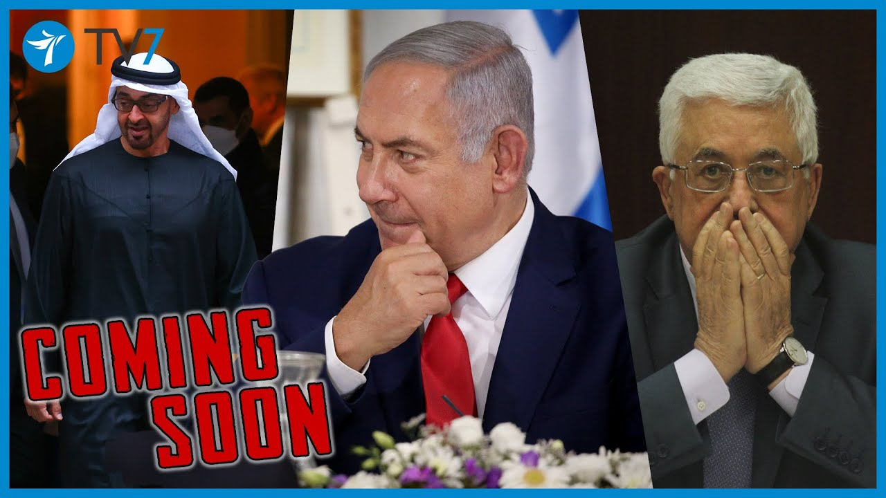 Coming soon… Israel and the Arab world – JS 575 Trailer