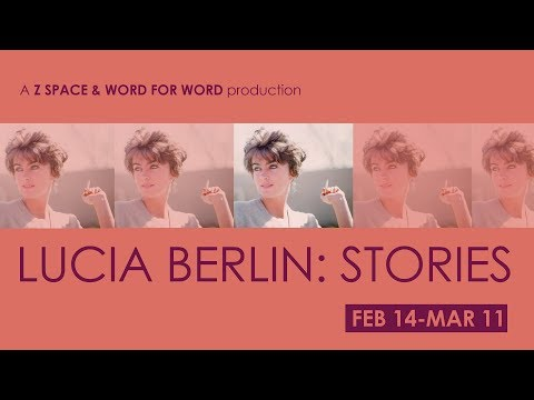 About Word for Word's Lucia Berlin Stories