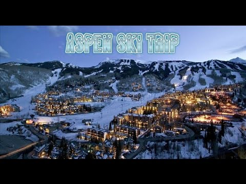 Aspen Colorado Ski Trip December 2016