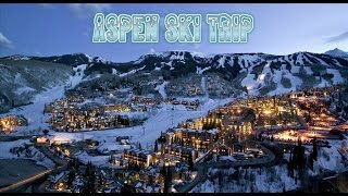 Colorado Ski Resorts - Aspen Colorado Ski Trip December 2016