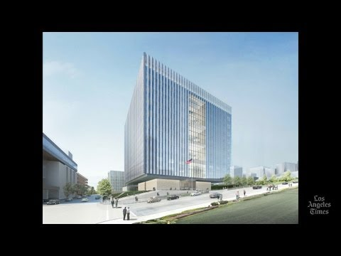 New federal courthouse for downtown Los Angeles