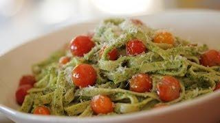 Liesl's Pesto Pasta