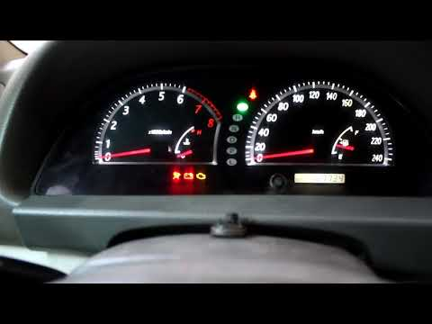 Toyota Camry Instrument Cluster Fixed